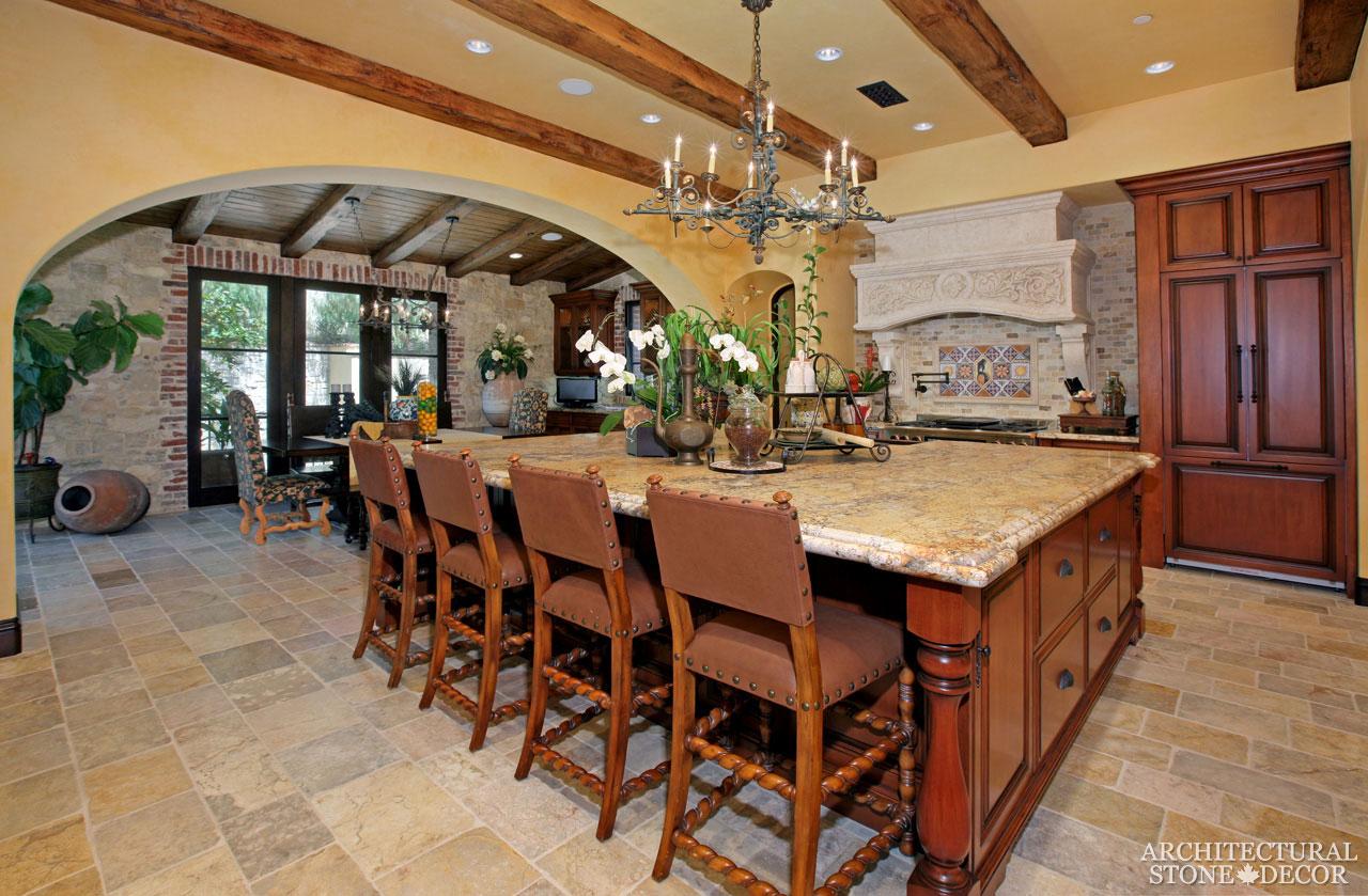Architectural Stone Decor Kitchen Countertops Amp Hoods